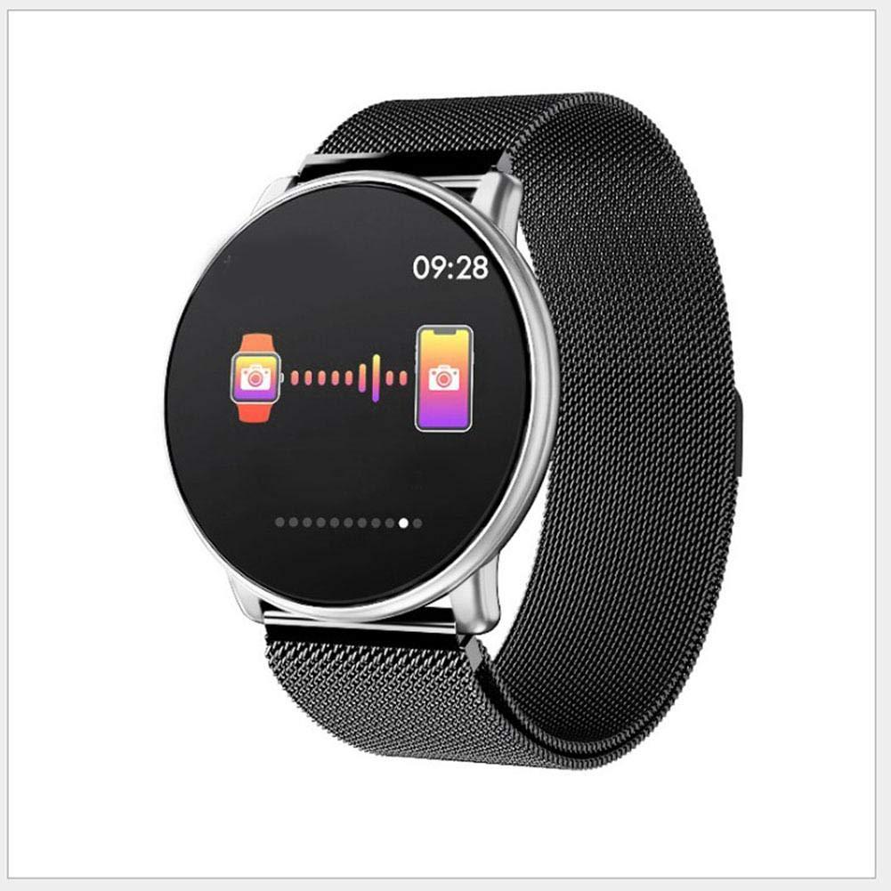 Rlorie Smartwatch Fitness Tracker Impermeable, Smart Watch Reloj ...