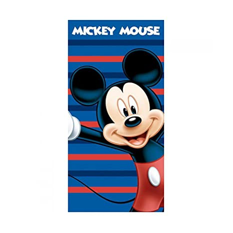 Toalla playa Mickey Disney Joyful Blue