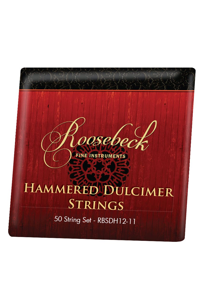 Roosebeck 12/11 Hammered Dulcimer String Set RBSDH12-11
