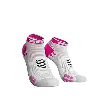 Compressport Hombre V3 Sock Low Unidad Calcetines de Profundidad: Amazon.es: Deportes y aire libre