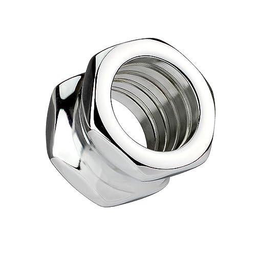 Paula & Fritz® - Piercing de dilatación tipo túnel, con ...