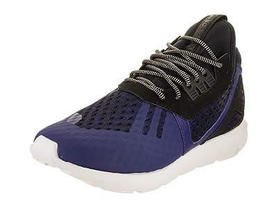 watch 6eb14 fe678 adidas Men s Tubular Runner Originals Black Blue Wht Running Shoe 10 Men US