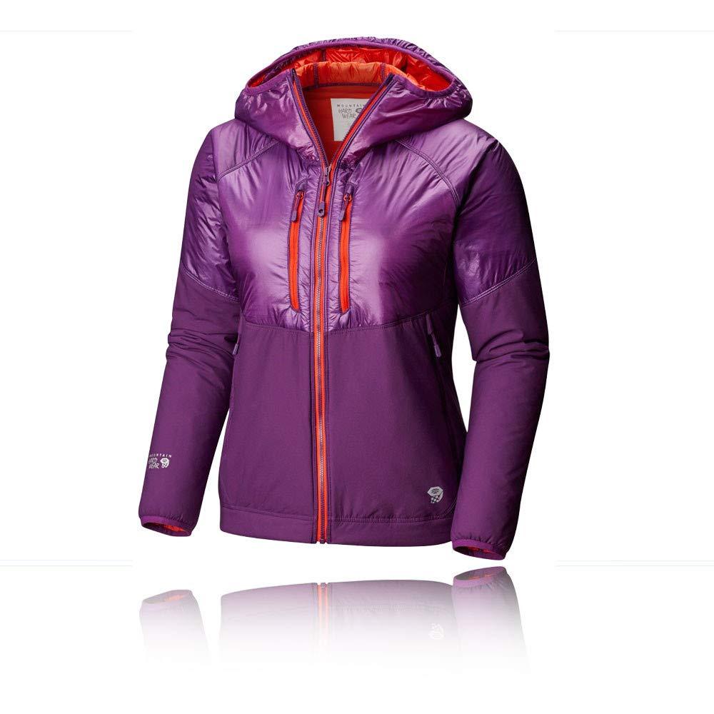 Mountain Hardwear KOR Strata Alpine Wohommes Hooded Veste violet M