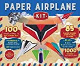 Learn the basics of how things fly, then go fly some paper airplanes! Use the simple-to-assemble launcher for high-speed, long-distance launches.Boxed kit includes colorful sheets with cool designs to make 100 paper airplanes, a cardboard launcher...