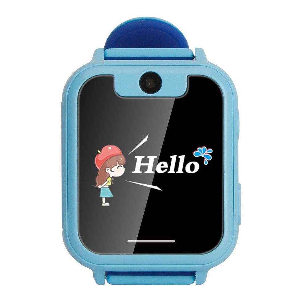 Reputedc S6 Kids Watch Kids Children Smartwatch 1.54 Inch ...