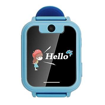 Reputedc S6 Kids Watch Kids Children Smartwatch 1.54 Inch Touch ...