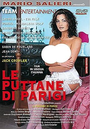 Woman in Paris