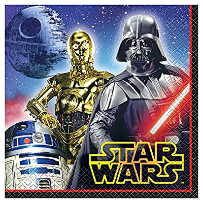 Star Wars Luncheon Napkins, 16-count