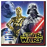 Star Wars Party Napkins, 16ct