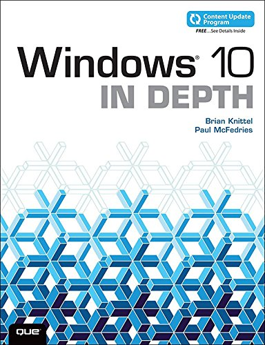 Windows 10 In Depth (includes Content Update - Ibm Edge