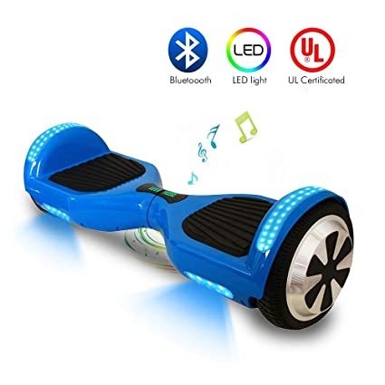 Amazon.com: VEEKO Hoverboard Self Balancing UL 2272 ...