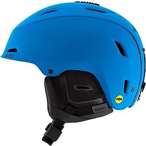 Giro Range MIPS Snow Helmet Matte Blue Small (62.5-65 cm)