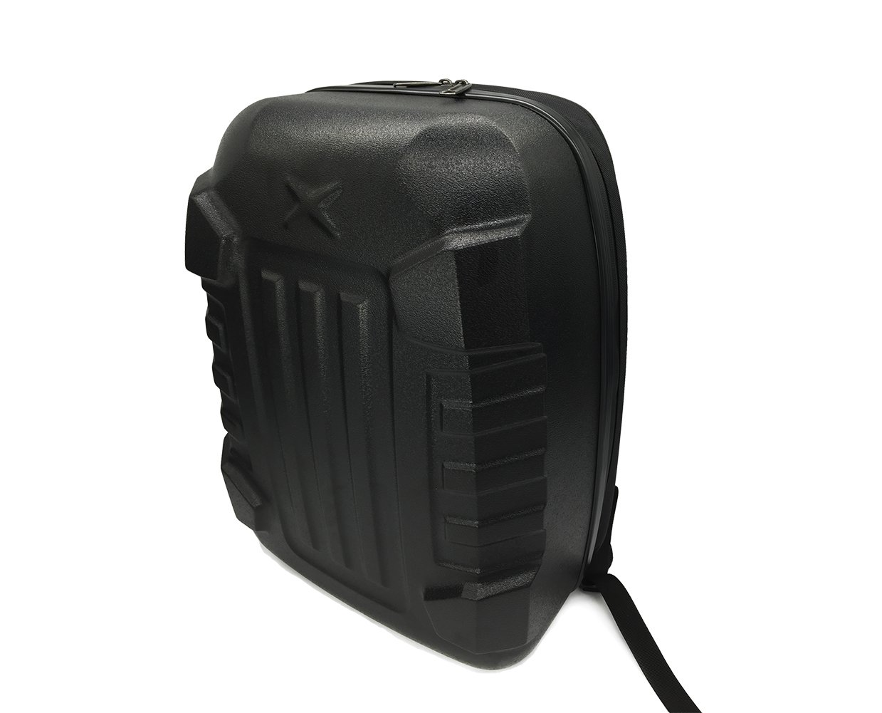 BTG Specialized Carrying Case Hard Shell Protective Backpack for Parrot Bebop 2 FPV Drone - Waterproof - Black