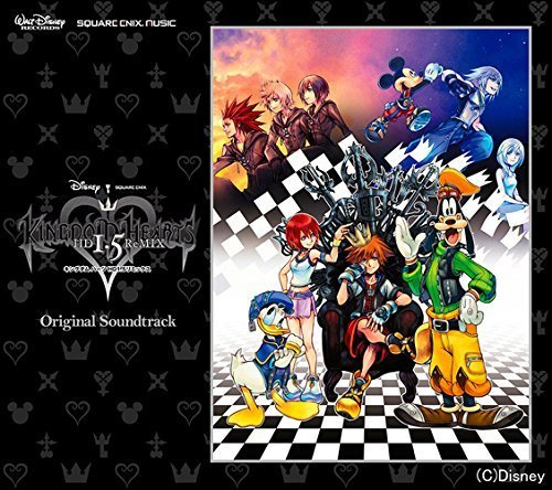 KINGDOM HEARTS -HD 1.5 ReMIX- Original Soundtrack by Game Music (2014-11-26)