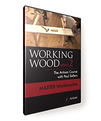 the Artisan Course with Paul Sellers Working Wood 1 /& 2