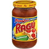 Ragu Pizza Quick Snack Sauce, Traditional, 14 oz