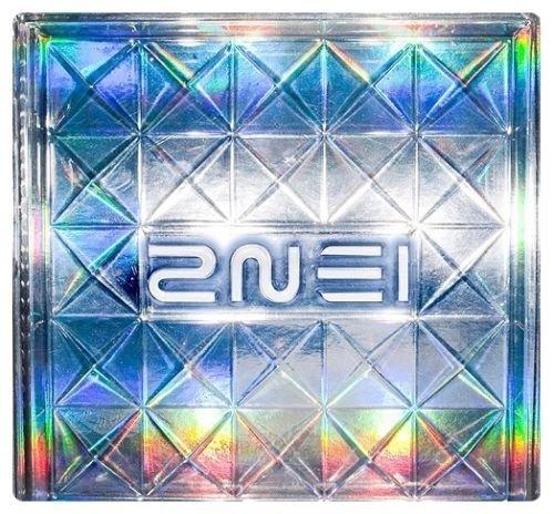 2NE1 1st Mini Album CD+Photobook+Tracking Number K-POP SEALED