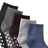 HERHILLY Toddler Kids Winter Cotton Socks Boys