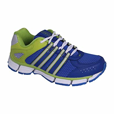 270d6ac426 Action Campus 3G173A Royal Blue and Pista Green Colour Running Shoes ...