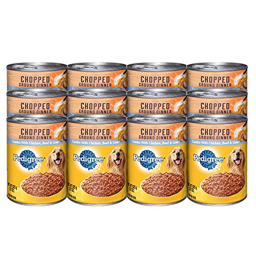 pedigree-meaty-ground-dinner-chopped-chicken-beef-liver-canned-dog-food-22-ounces-pack-of-12