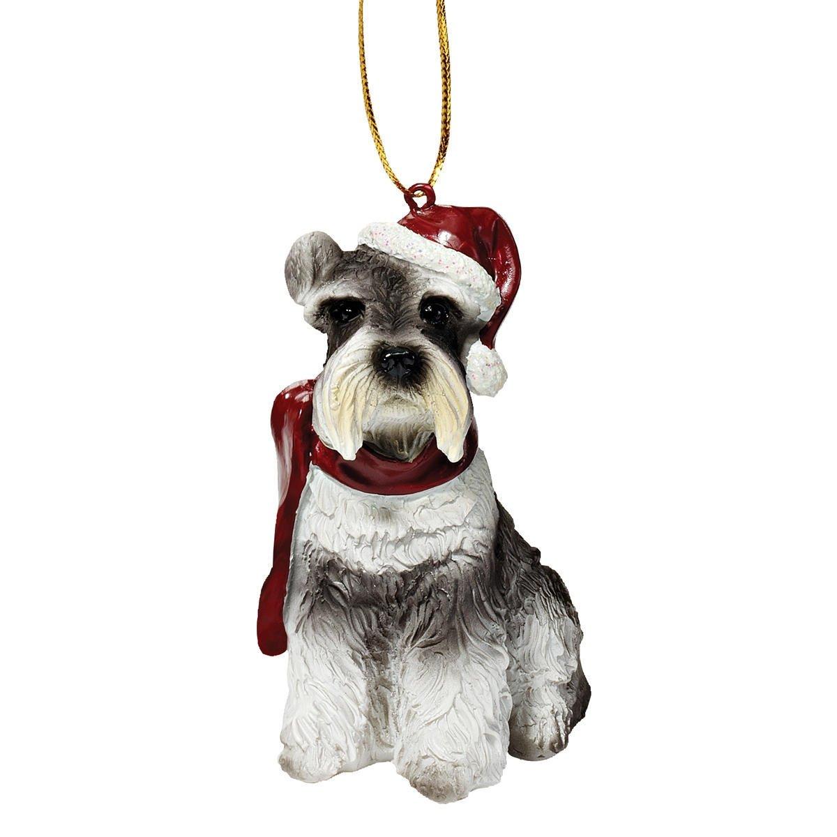 Amazon.com: Design Toscano Christmas Ornaments - Xmas Miniature ...