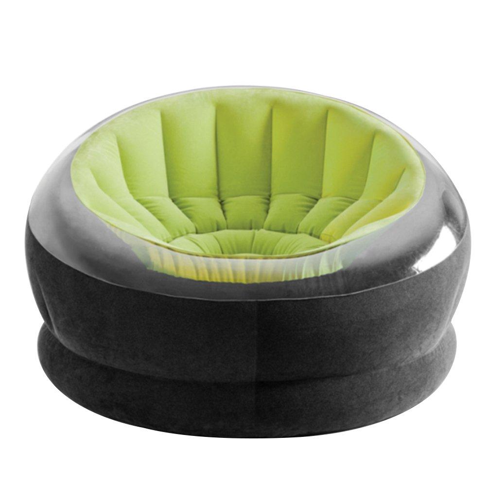TOPQSCLazy bones aufblasbare Sofa sofa Mittagessen Pause