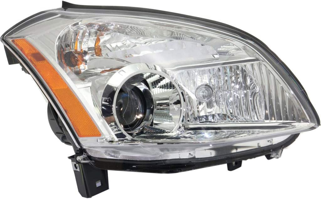 Fits 2007-08 NISSAN MAXIMA HEADLIGHT LAMP Driver Side Left Only