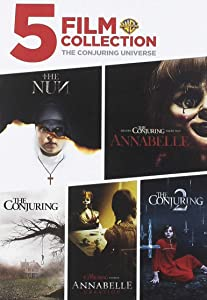 The Conjuring Universe Collection (DVD)