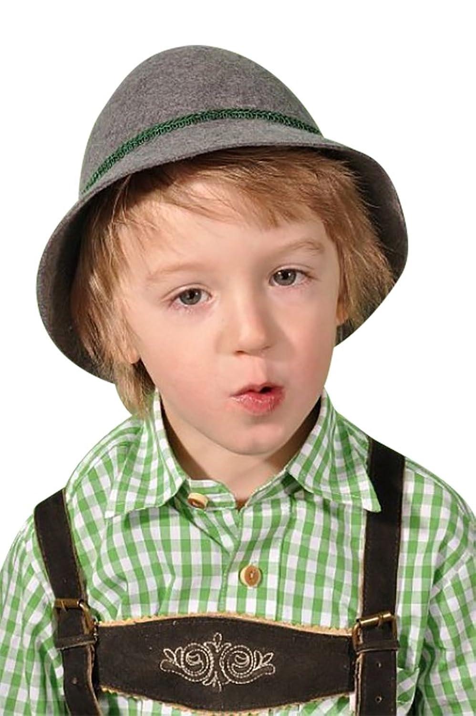 Trachtenhemd Jonas grün Karo Langarm Isar Trachten