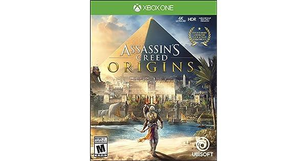 Ubisoft Assassins Creed Origins Standard Edition, Xbox One Básico ...