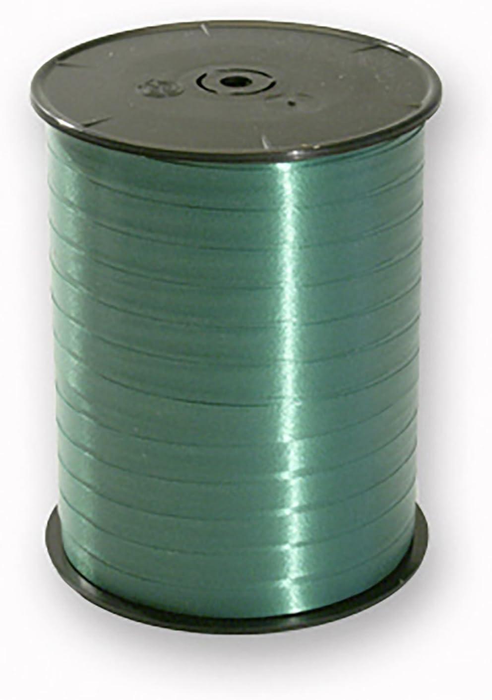Clairefontaine 601774C 7mm x 500m スムースカウンターリボンロール - エメラルドグリーン