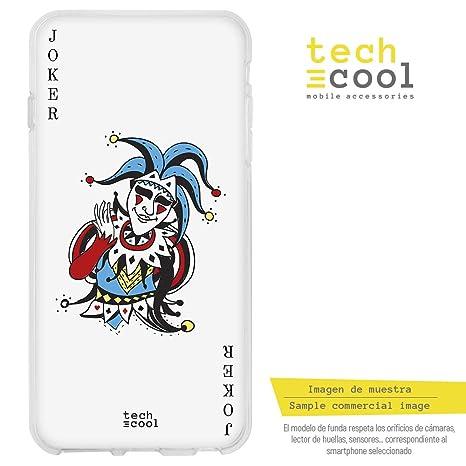 Funnytech® Funda Silicona para Xiaomi Mi A2 [Gel Silicona ...