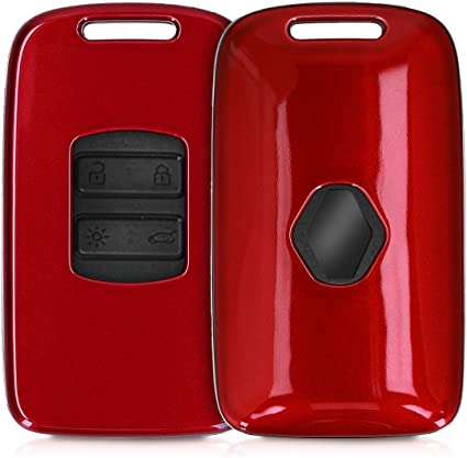 Hülle für Renault Autoschlüssel Silikon Schlüssel Schutzhülle Schlüsselgehäuse