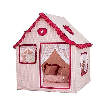 Kinderzelt Kinder Zelt Spielhaus Schloss Indoor Home Jungen ...