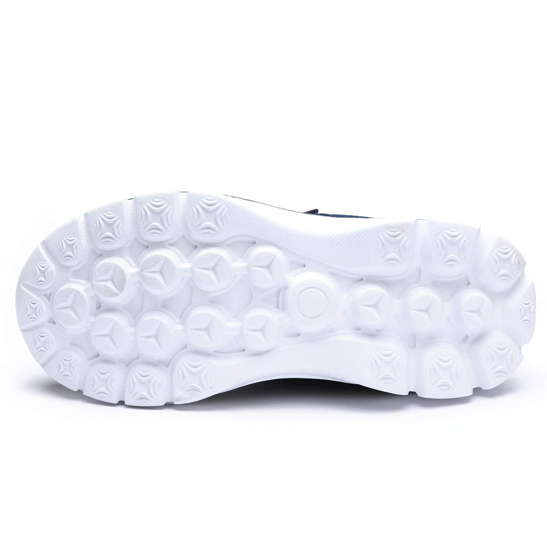 UBELLA Kids Lightweight Breathable Sneakers Boys Girls Comfort Casual Sport Walking Running Shoes