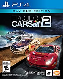 Project CARS 2 - PlayStation 4 (Bilingual Edition)
