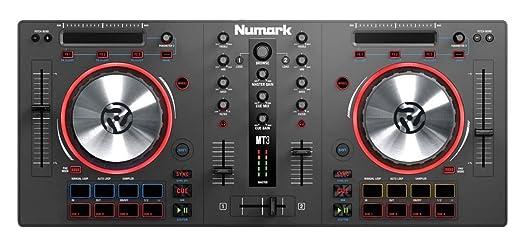 14 opinioni per Numark MixTrack III Consolle DJ a 2 Deck, MIDI, Jog Wheel in Metallo, 16 Pad