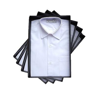 boys smart blue cotton party prom wedding shirt Formal wear NEW Long sleeve