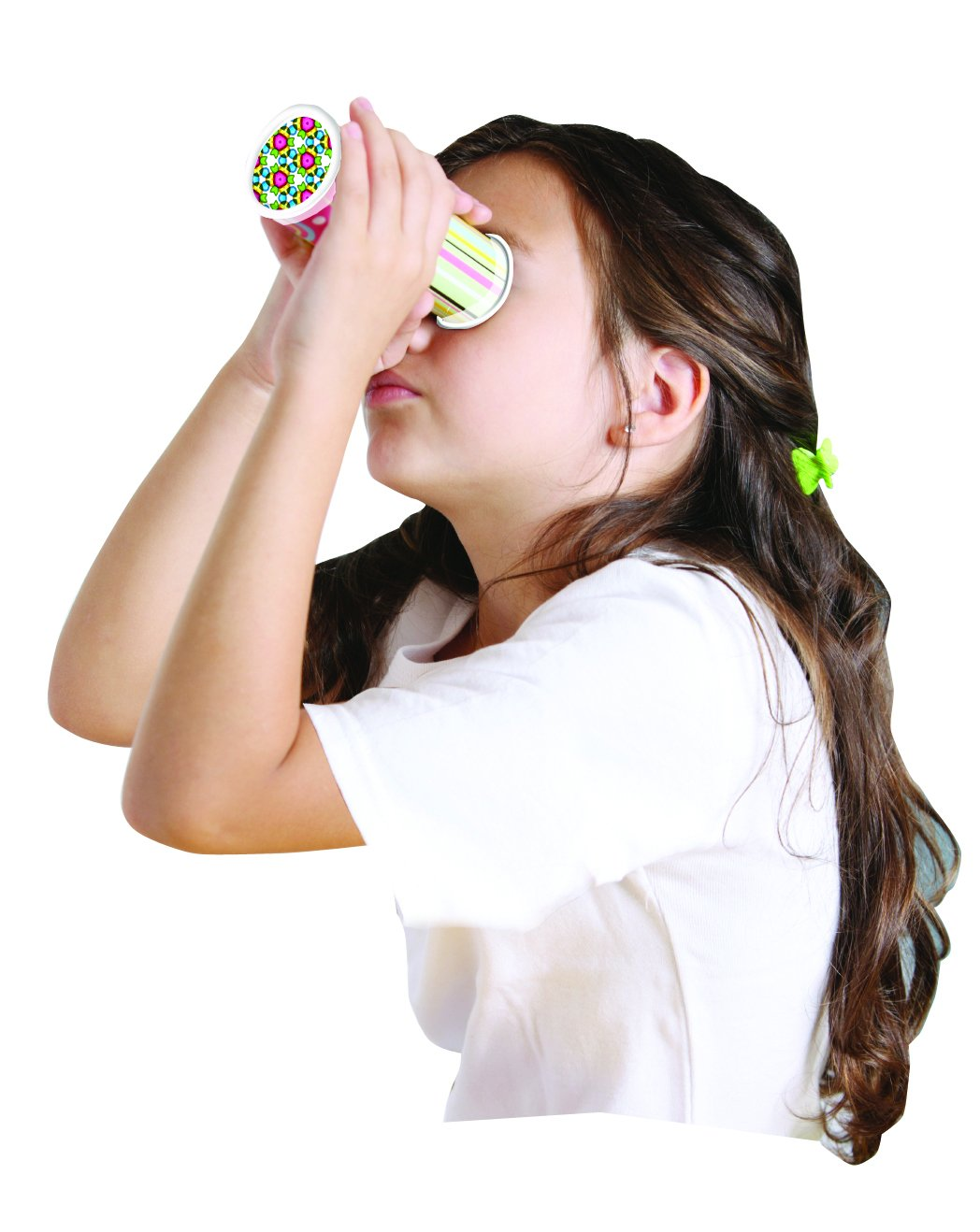 Hygloss Products Kaleidoscope Kit For Kids - Make Your Own Kaleidoscopes - 6-3/4 x 1-3/8 Inches, 12 Pack by Hygloss (Image #2)
