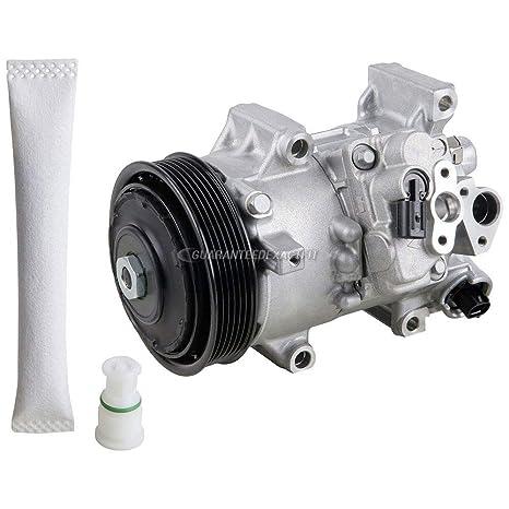 Compresor OEM AC con A/C Drier para Toyota Corolla & Matrix 1.8L 2011