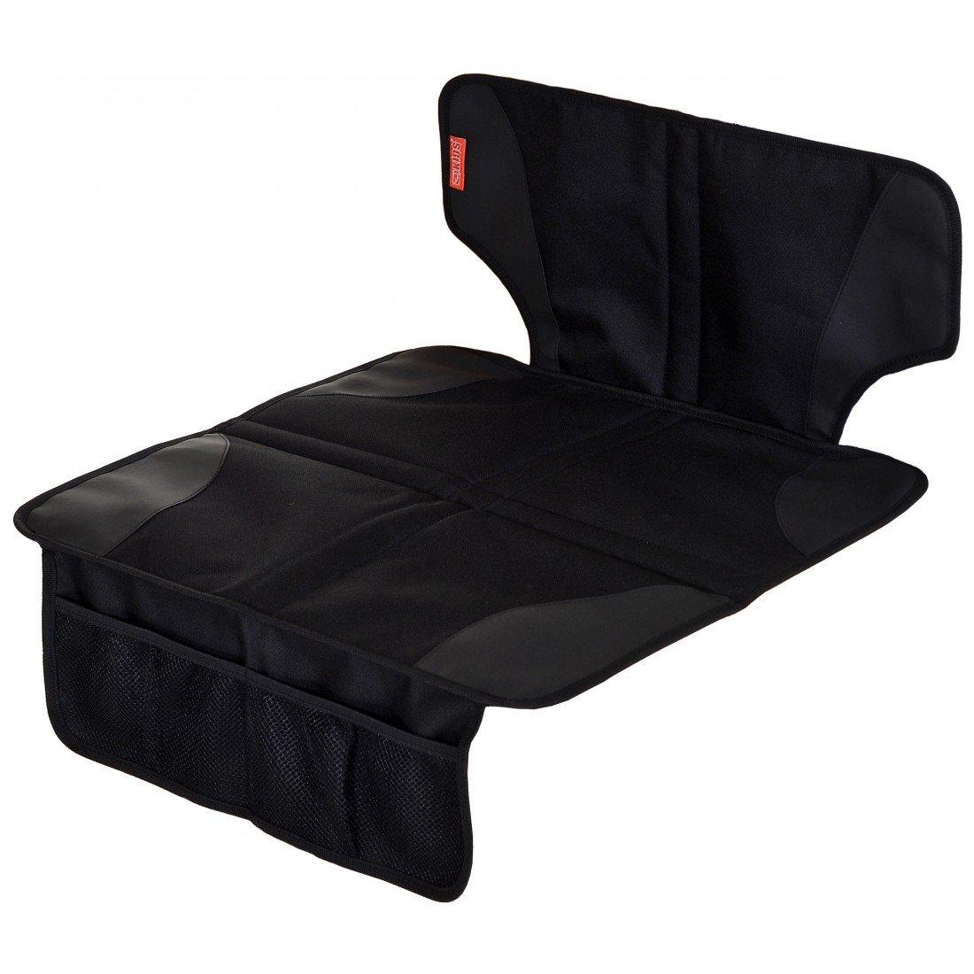 LCP Kids Autositzschoner Unterlage Isofix Kindersitz Rücksitzbank Schutzauflage 538