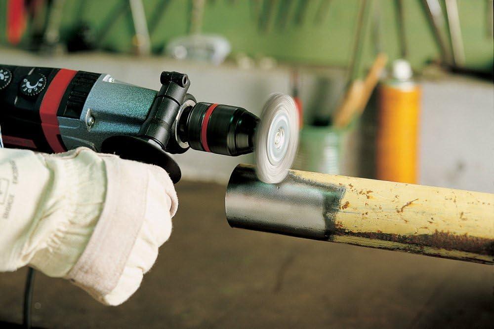 Wolfcraft 2119000 2119000-1 Cepillo de Disco met/álico 70mm v/ástago 6 mm diam 70 mm Trenzado