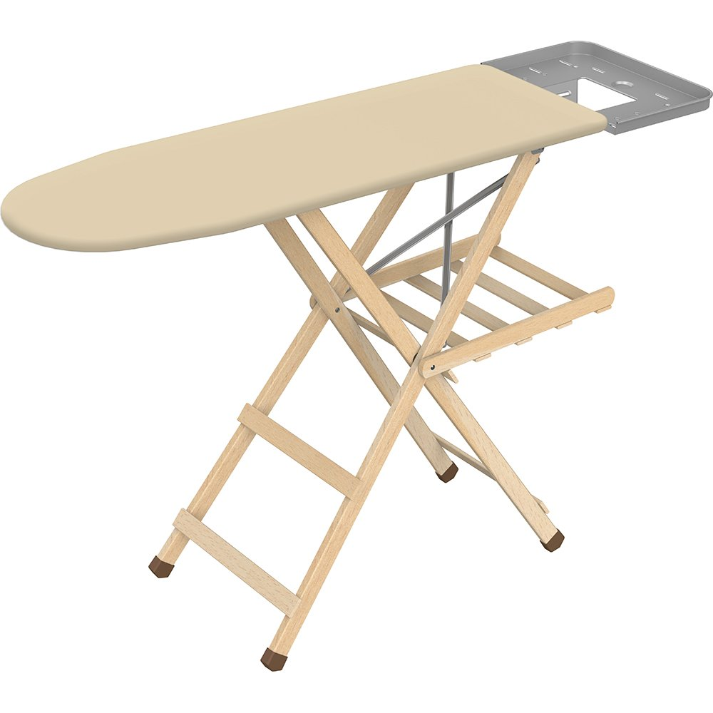114 x 38 cm Framar Ecolegno table /à repasser