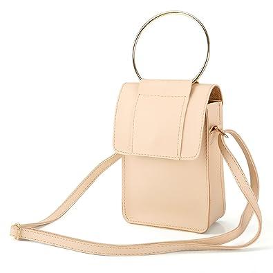 Amazon.com: Crossbody Bolsas para mujeres laimiduo moda ...