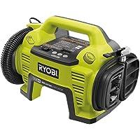 Ryobi R18I-0 One Compressor, Energieklasse A, Alleen Apparaat, Zwart/Groen