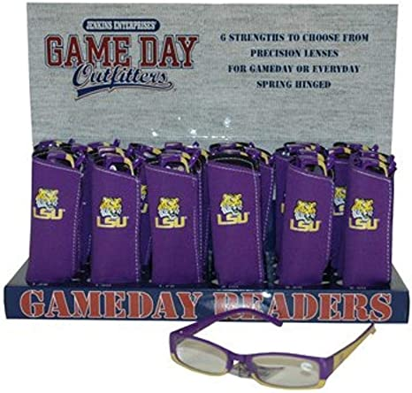 Purple Game Day Outfitters NCAA LSU Tigers Infant Booties One Size