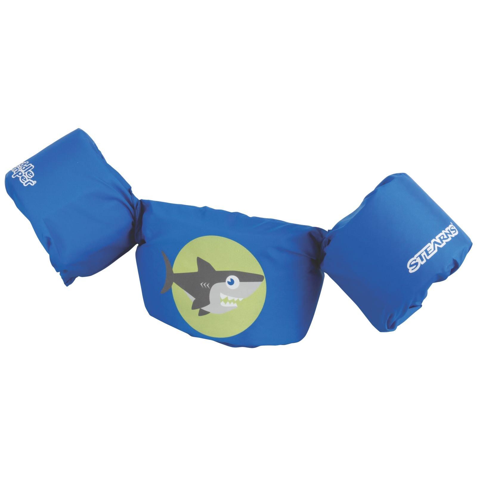 Stearns 3000003545 Puddle Jumper Child Life Jacket, Blue Shark