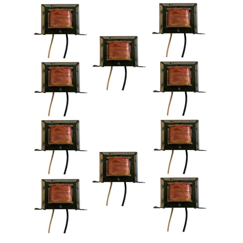120-Volt 1-Lamp F8T5 Normal Power Factor Magnetic Ballast (10-Pack)