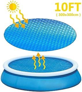 Intex Cobertor Solar Piscina Circular 366 cm Cubierta Térmica Redonda Proteger: Amazon.es: Jardín