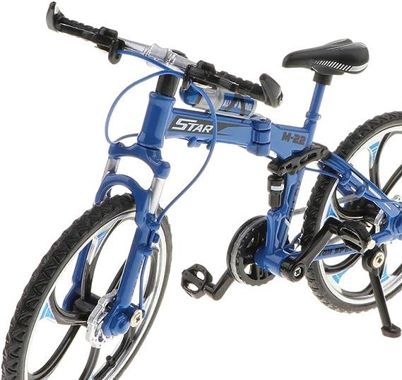 Handgemachte Aluminiumdraht Miniatur Dreirad Fahrrad Radfahren Modell Figur